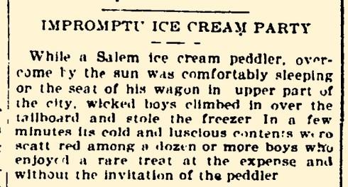 Ice Cream NDN Aug 19 1989