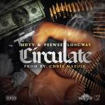 "[Single] HDTV ft PeeWee Longway ""Circulate"""