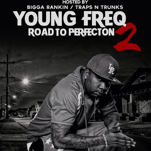 Young Freq - Road to Perfection 2 Front Cover