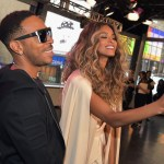 Ciara Snubs Future During Live Broadcast
