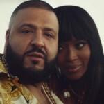 DJ Khaled's New Commercial w/ Naomi Campbell