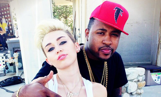 """Mike Will Made It says Miley Cyrus """"Smoked More Weed Than Most Rappers I Know"""""""