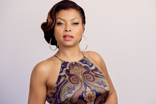 ACTRESS-TURNED AUTHOR TARAJI P. HENSON
