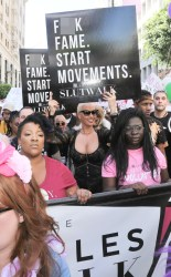 Amber Rose Hosts 2nd Annual #Slutwalk