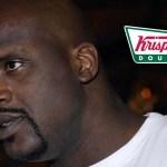 Shaquille O'Neal Buys Krispy Kreme Store
