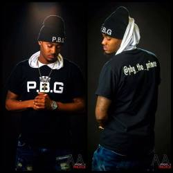 [Feature Artist] @PBG_THE_PRINCE