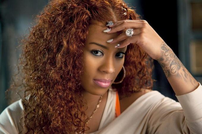 Keyshia Cole Joins Cast of 'Love & Hip-Hop'