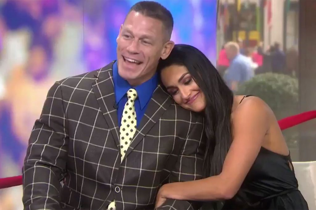 WWE's John Cena & Nikki Bella Engaged
