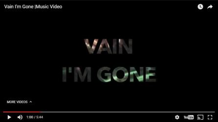 [Video] @ItsVain #ImGone