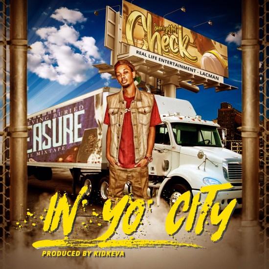 [Single] LacMan - In Yo City