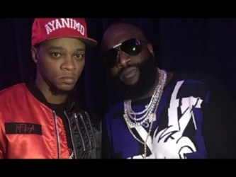 Papoose Signs with MMG