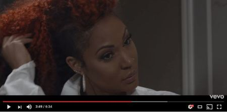 "[Video] Lyrica Anderson ""Don't Take It Personal"""