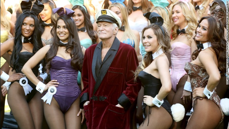 Hugh Hefner Passes Away at 91
