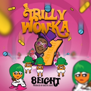 [Single] 8Eight - Trilly Wonka (Golden Ticket)
