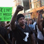 Nick Cannon Joins Protesters in St. Louis