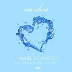 [Single] Marshon – I Need to Know