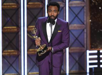 [AtlantaFX] Donald Glover Wins Emmy
