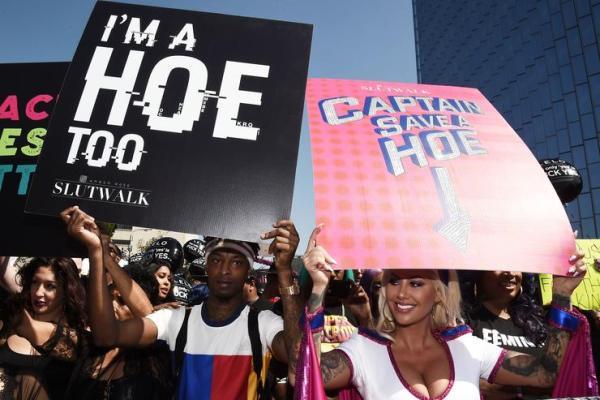 21 Savage Supports Amber Rose's SlutWalk