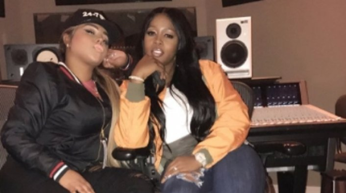 Remy Ma Teams Up With Lil Kim After New Record Deal
