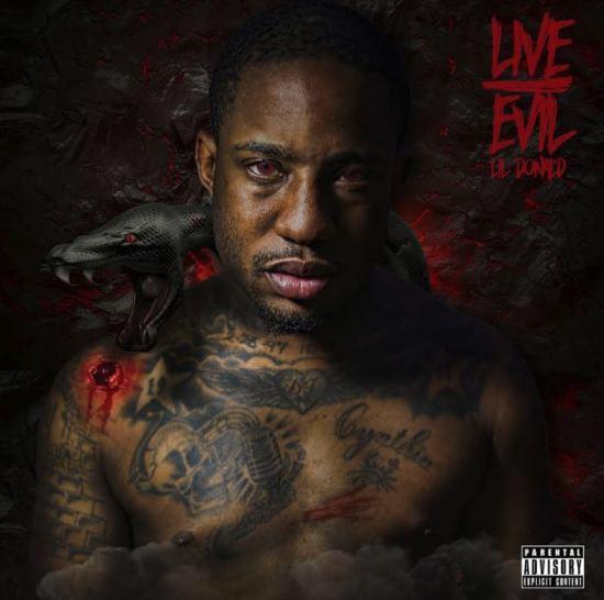 [Mixtape] Lil Donald - Live Evil