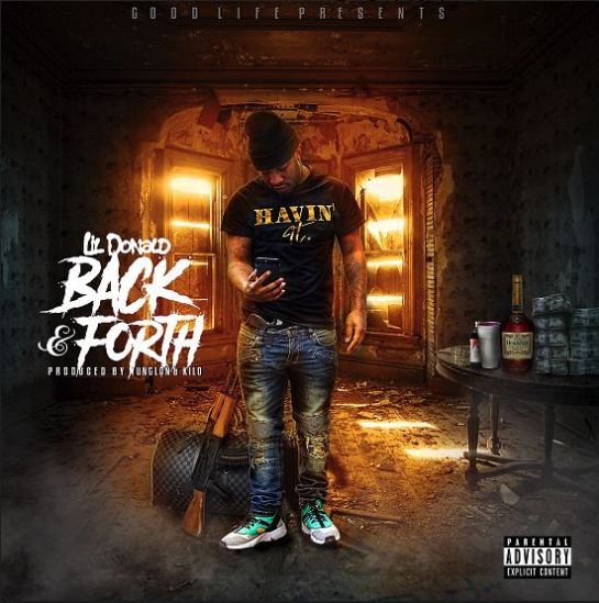 [Single] Lil Donald - Back & Forth