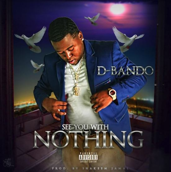 ​[Single] D-Bando - See You With Nothing