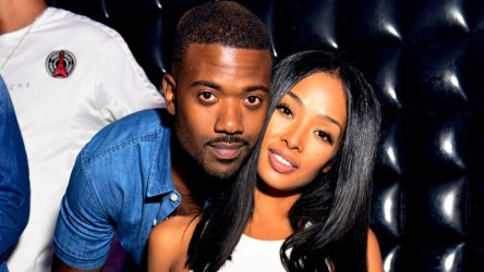 Ray J And Princess Love Welcome Baby Girl