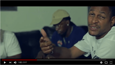 [Video] Paidro Goodie - Scared Money