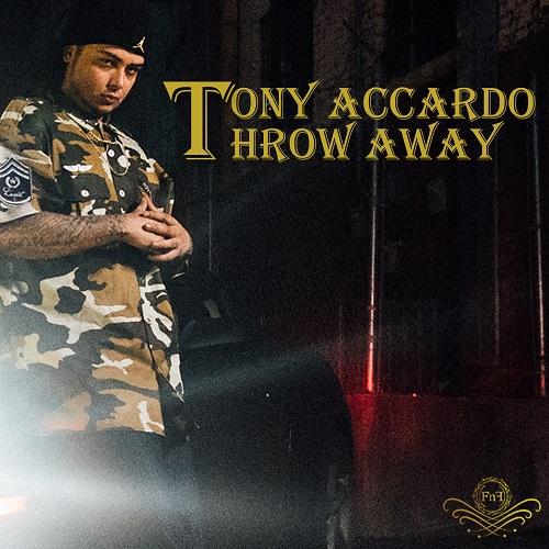 [Single] Tony Accardo - Throw Away