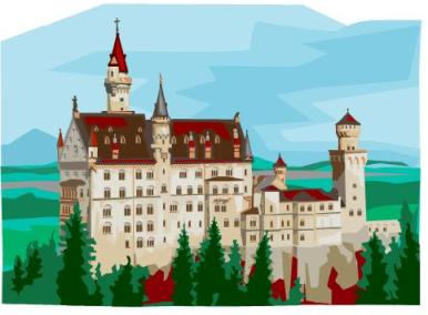 Castle-Schloss Neuschwanstein as found in German Romance and Pick Up Lines