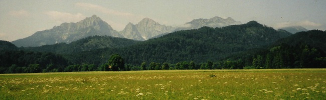 Bayerische Allgau by Street Talk Savvy, German Slang