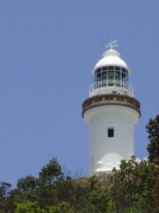 Byron Lighthouse by Street Talk Savvy