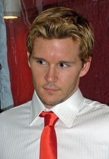 "English: Actor Ryan Kwanten - ""True Blood..."