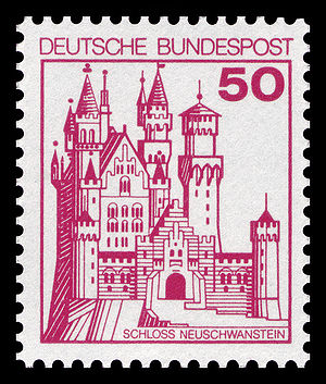 Stamps in German Slang