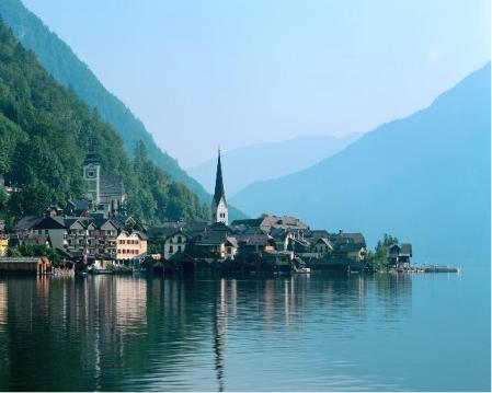 just another typical Austrian lake