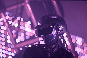English: Thomas Bangalter at the 2006 Bang Mus...