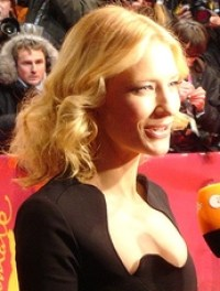 Cate Blanchett at the Berlin Film Festival 2007