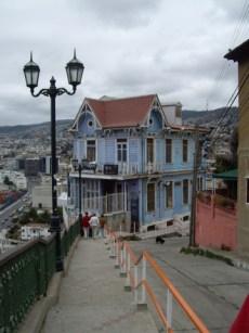 Colonial English House- Valparaiso