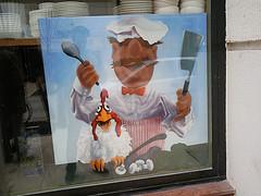 Swedish Chef & Chicken