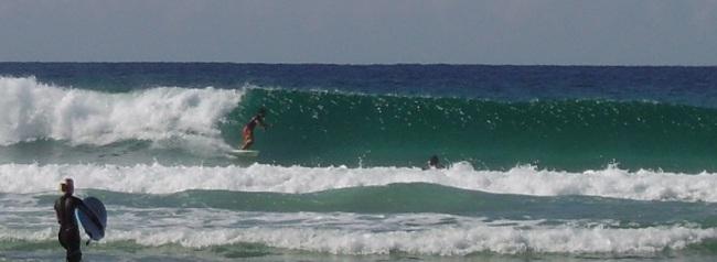 Great Waves by Street Talk Savvy as found in Australian Slang