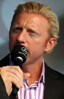 Boris Becker at Stars & Cars 2007