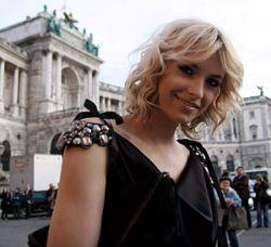 Deutsch: Lena Gercke bei der Gala zur Verleihu...