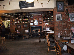 English Pub - The Taps in lytham
