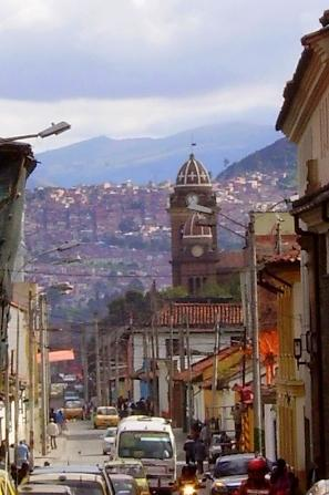 Bogota- Street Talk Savvy- Colombian Slang