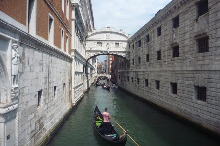 Bridge of Sighs- Venice from Street Talk Savvy