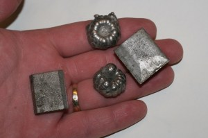 """11.These are the nickel """"coins"""" used in the perforated sacks that hang inside the nickel tanks. Sometimes they come in plates, but the most common type is these round coins. These are a very high percentage of nickel, but not pure. Pure nickel is more refined, which costs more. The process leaches the nickel from the coins, so the byproduct is simply reclaimed."""