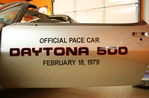 21.The race date completes the door signage application.