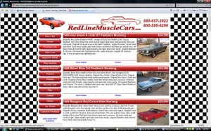 01.Whether you are buying from an individual or a classic car dealer, it is up to you to make sure you don't get taken. Red Line Auto Sports is a reputable dealer that has been through it all. We have spent quite a bit of time with the owners Fred and Kim Murfin discussing the ins and out of long-distance buying looking for tips.