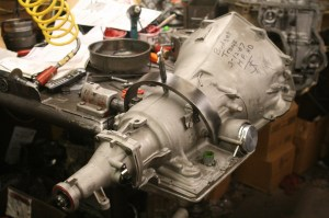 1.The 4L60E transmission is a worthy unit, capable of withstanding the tortures of street\strip abuse, as long as it has been outfitted with a few high-performance goodies.