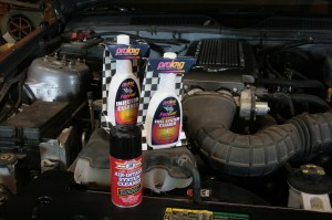 Don't spend a bunch of money on mechanic shop fuel-injection cleanings, do it yourself for a fraction of the price. Most quick-service shops use the same stuff, but charge you ten times the price.
